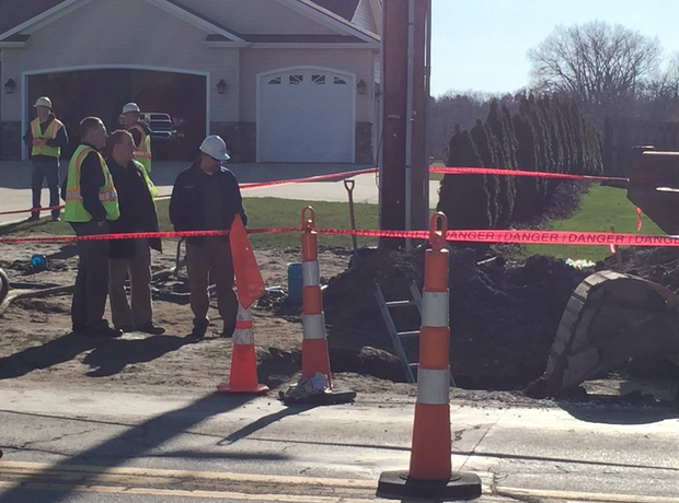 MENTOR, OHIO CONSTRUCTION WORKER KILLED/LIMITED LIABILITY OF EMPLOYER